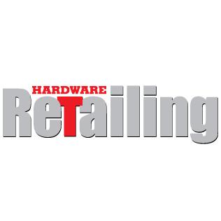 Hardware Retailing Logo